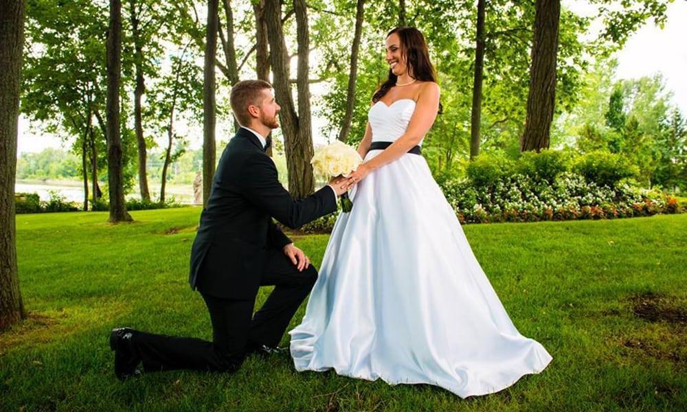 5e dition salon mariage au ch teau vaudreuil la mont r gie ma destination mariage - Photo de mariage ...